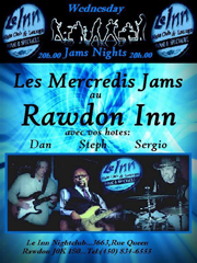 Jam Session au Inn